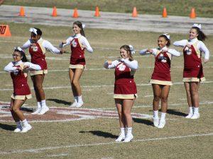 Cheerleaders 2019