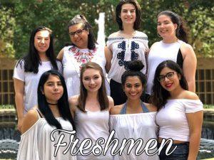 Freshmen Members