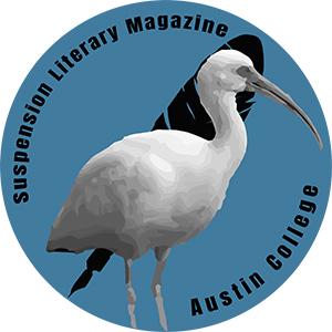 Suspension Literary Magazine Logo
